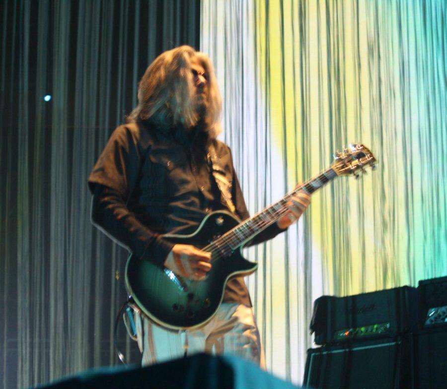 Tool Guitarist, Adam Jones.