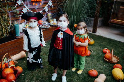 How to enjoy a socially distanced Halloween