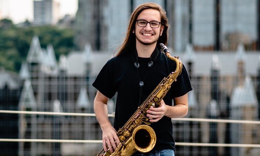 Spondike selected as member of All National Jazz Band