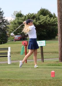 Girls Golf team enjoys opportunity to play