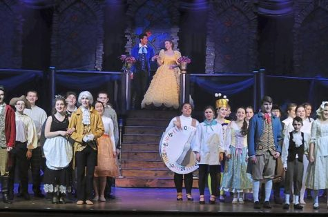 "Shaler Area performed the musical ""Beauty and the Beast"" in 2019."