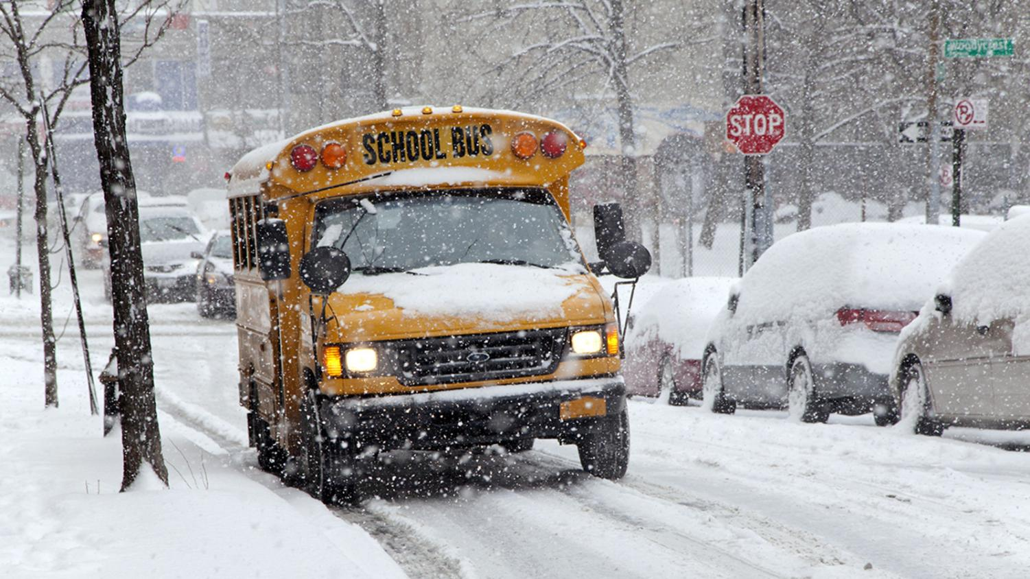 "Virtual learning may have put an end to ""snow"" days"