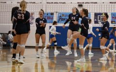 Volleyball players recognized with several awards