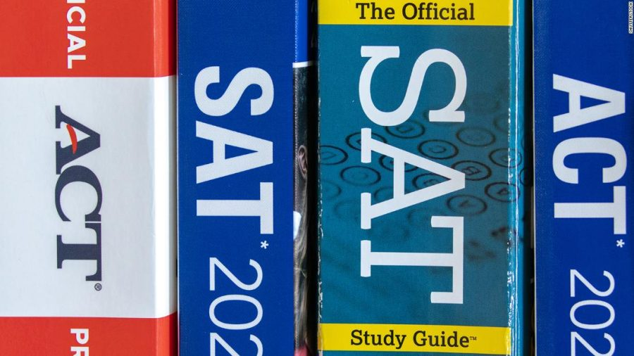 Colleges still place too much importance on SAT and ACT