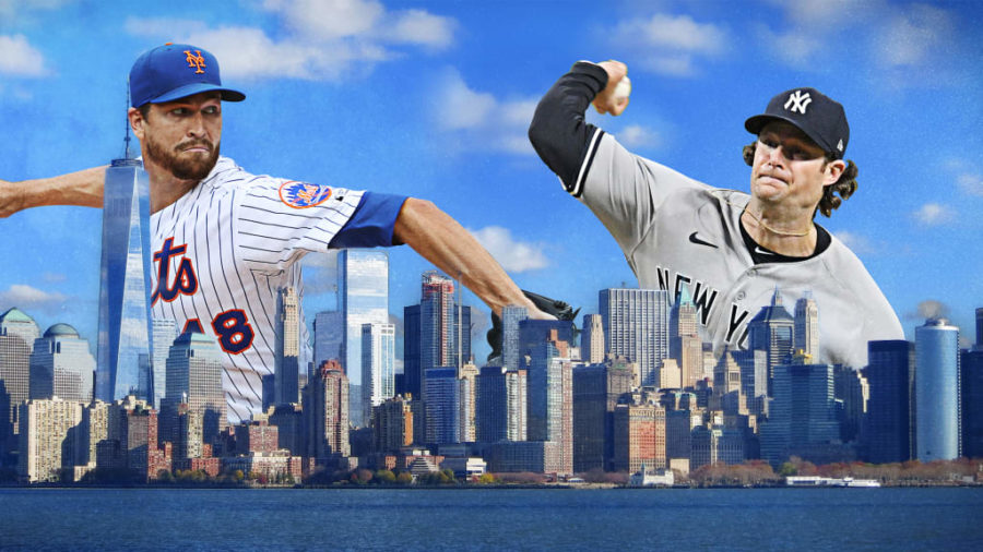 In battle for best NY pitcher, Cole is the pick over deGrom