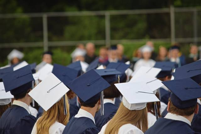 Shaler Area considering change to graduation caps and gowns
