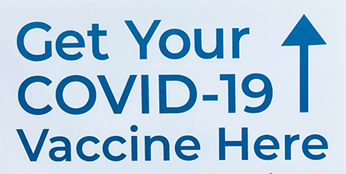 Nearly 100 vaccinated at  high school COVID-19 vaccine clinic