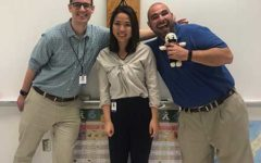 Mr. Steven Baleno, Ms. Miharu Hadano and Mr. Steve Balsomico